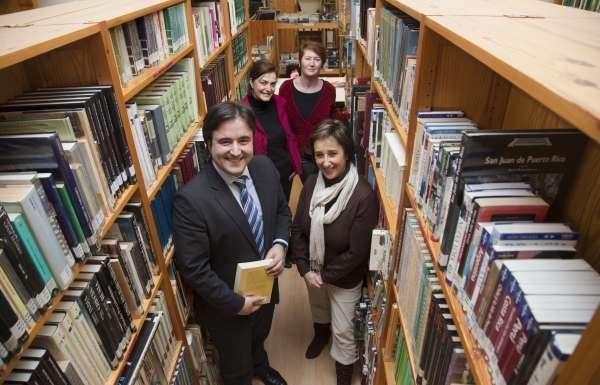La Biblioteca pone en marcha 'Leemos para ti', una iniciativa pionera en Cantabria