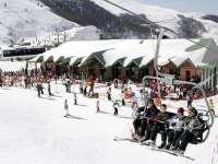 Valdezcaray prevé abrir este viernes catorce pistas de esquí con calidad de nieve polvo