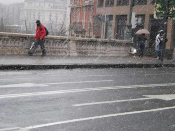 Las precipitaciones tienden a disminuir en Euskadi hasta casi desaparecer, según Euskalmet