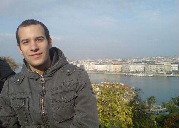 Ioannis Mimtsoudis, joven griego de 24 años.