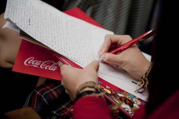 Coca-Cola abre la inscripción en Castilla-la mancha de la nueva edición de su concurso literario y de vídeo-relato