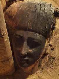 Una veintena de momias y un sarcófago, entre los descubrimientos de las excavaciones que la UJA realiza en Egipto