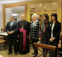 La infanta Pilar de Borbón inaugura el XXVI Rastrillo Benéfico de Nuevo Futuro