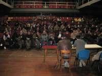 Partidos y colectivos cívicos convocan una manifestación contra la