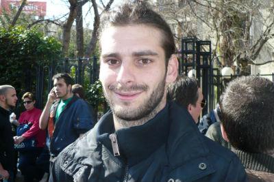 José, estudiante valenciano.