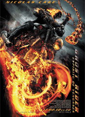 Ghost Rider: Espíritu de venganza - Cartel