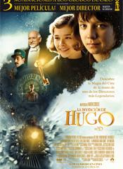 La invención de Hugo - Cartel