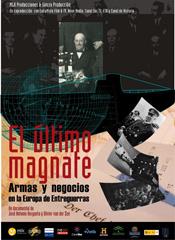 El último magnate (2011) - Cartel