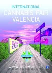 Feria Valencia acoge GrowMed, la mayor feria del cannabis terapéutico celebrada en España