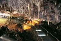 El Gobierno encarga al Comité Científico de El Soplao un informe sobre el estado de conservación de la cueva