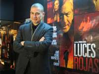 Rodrigo Cortés estrena el viernes 'Luces rojas', una