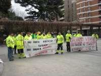 Los empleados de Transaltozano convocan ocho jornadas de huelga para marzo