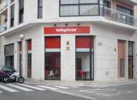 Telepizza prevé multiplicar por siete los pedidos de este miércoles con la venta de pizzas a un euro
