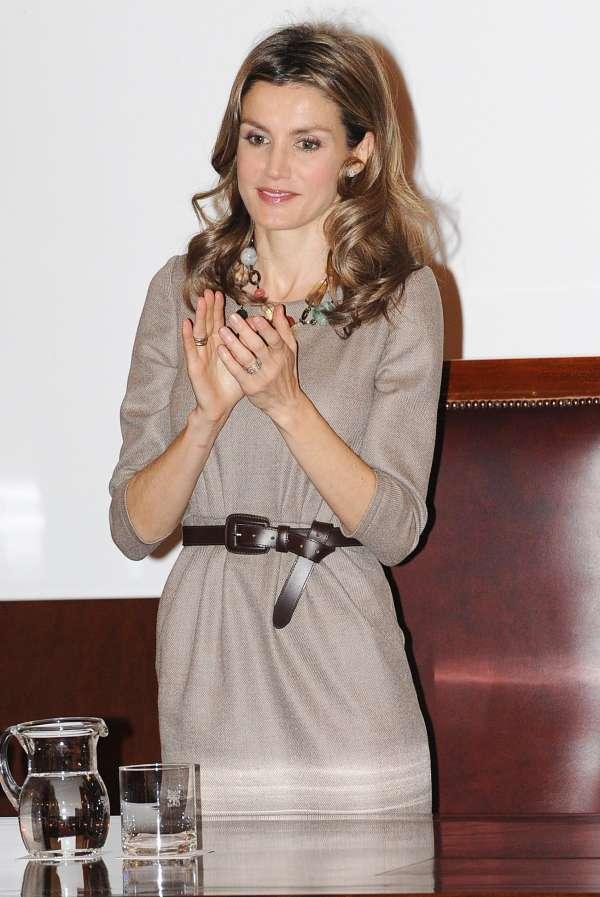 La Princesa Letizia mantiene este miércoles una sesión de trabajo en Navarra sobre la Formación Profesional