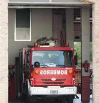 Los Bomberos de Burgos realizaron 1.634 servicios en 2011, un 15 por ciento menos que en 2010
