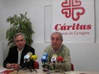Cáritas presenta este viernes la campaña 'Hermanos' ante la necesidad de buscar recursos en tiempos de crisis
