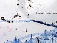 Alto Campoo tiene abiertas sus 23 pistas y ofrece casi 27 kilómetros de área esquiable