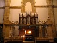 Declarado Bien de Interés Cultural el órgano de la iglesia de San Julián y Santa Basilisa de Isla