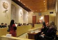 Los grupos Popular y Socialista en el Ayuntamiento de Salamanca discrepan en los planteamientos sobre la igualdad