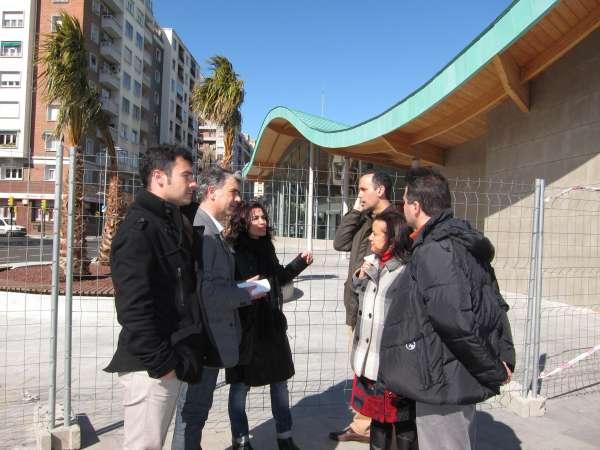CHA exige a Fomento abrir la estación de Goya porque las cercanías de la ciudad