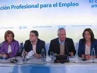 Arenas se compromete a que Andalucía se incorpore al