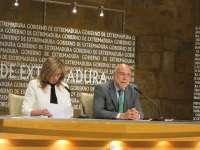 El Gobierno extremeño consulta la presentación de un recurso de inconstitucionalidad contra la suspensión de primas