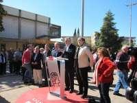 Griñán anuncia un amplio paquete de medidas de fomento del empleo para jóvenes
