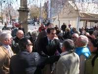 Nieto pide a los ciudadanos que el parlamentario número 55 para el PP-A