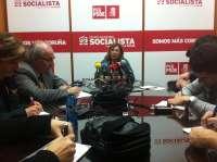 Barcón cualifica a Espinosa como a candidata capaz de