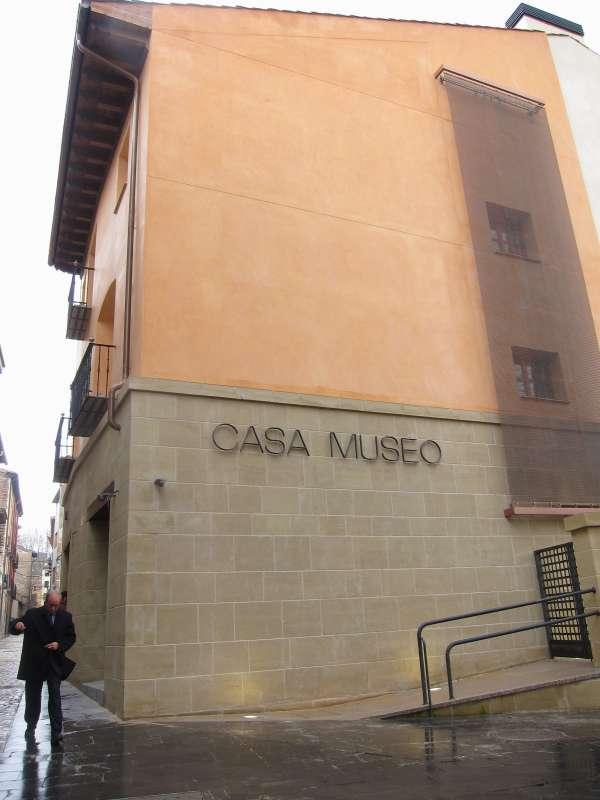 Aprobados, con el voto en contra del PSOE, los 55.000 euros para las obras de la Casa Museo para la Fundación Dialnet