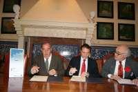 Ayuntamiento de Segovia y Fundación Valsaín suman esfuerzos para promover la defensa de los valores democráticos