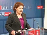 PSOE pide al Gobierno regional que pague subvenciones que adeuda a asociaciones contra la pobreza y la exclusión social