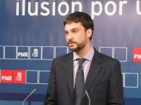Joaquín López confirma su candidatura a la Secretaría General del PSRM-PSOE