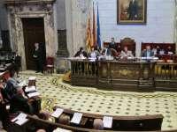Compromís y EUPV piden a Barberá que cambie la fecha del pleno municipal para que no coincida con la huelga