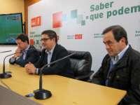 Bono asegura que el PSOE