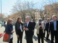 Griñán pide a los andaluces que frenen la