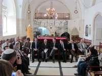 Israel muestra su deseo de estrechar lazos con España y garantiza especial apoyo a su difusión del patrimonio sefardí