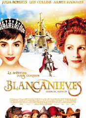 Blancanieves (Mirror, mirror) - Cartel
