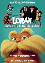 Lorax: En busca de la trúfula perdida - Cartel