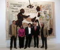El CAC permanece abierto con las muestras de Marcel Dzama, Carlos Aires y William Kentridge