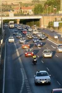 Circulación fluida y sin retenciones en las carreteras gallegas