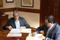 La Diputación de Albacete cede la finca de Las Tiesas a la Federación de Caza de Castilla-La Mancha