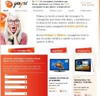 Dos emprendedores navarros ponen en marcha yaysi.com, que permite adquirir productos a mejor precio