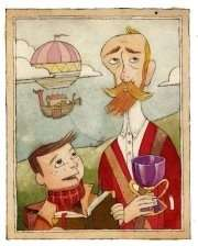Jesús Callejo y Tomás Hijo presentan 'Viaje por la España mágica del profesor Pumpernickel y su ayudante Juanito'