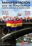 Convocada este sábado una manifestación por el 81 aniversario del advenimiento de la II República