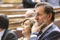 Rajoy convoca hoy a sus 'barones' para coordinar mensajes en la explicación de los PGE y los nuevos recortes