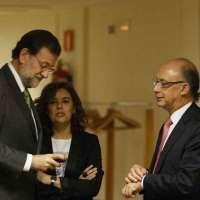 Rajoy convoca a sus 'barones' para
