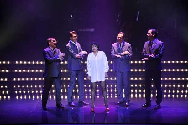 Concha Velasco regresa este domingo a Murcia con 'Yo lo que quiero es bailar'