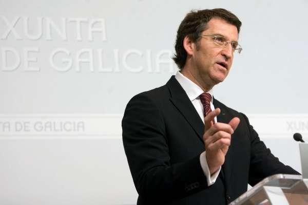 Feijóo insta al Gobierno argentino a