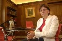 La alcaldesa de Avilés dice que el debate sobre el Niemeyer no es judicial, sino político